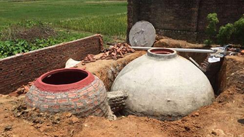 Xây dựng hầm Biogas xử lý nước thải chăn nuôi ở các vùng nông thôn