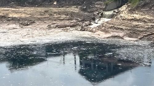 Nước thải sản xuất giấy rất ô nhiễm