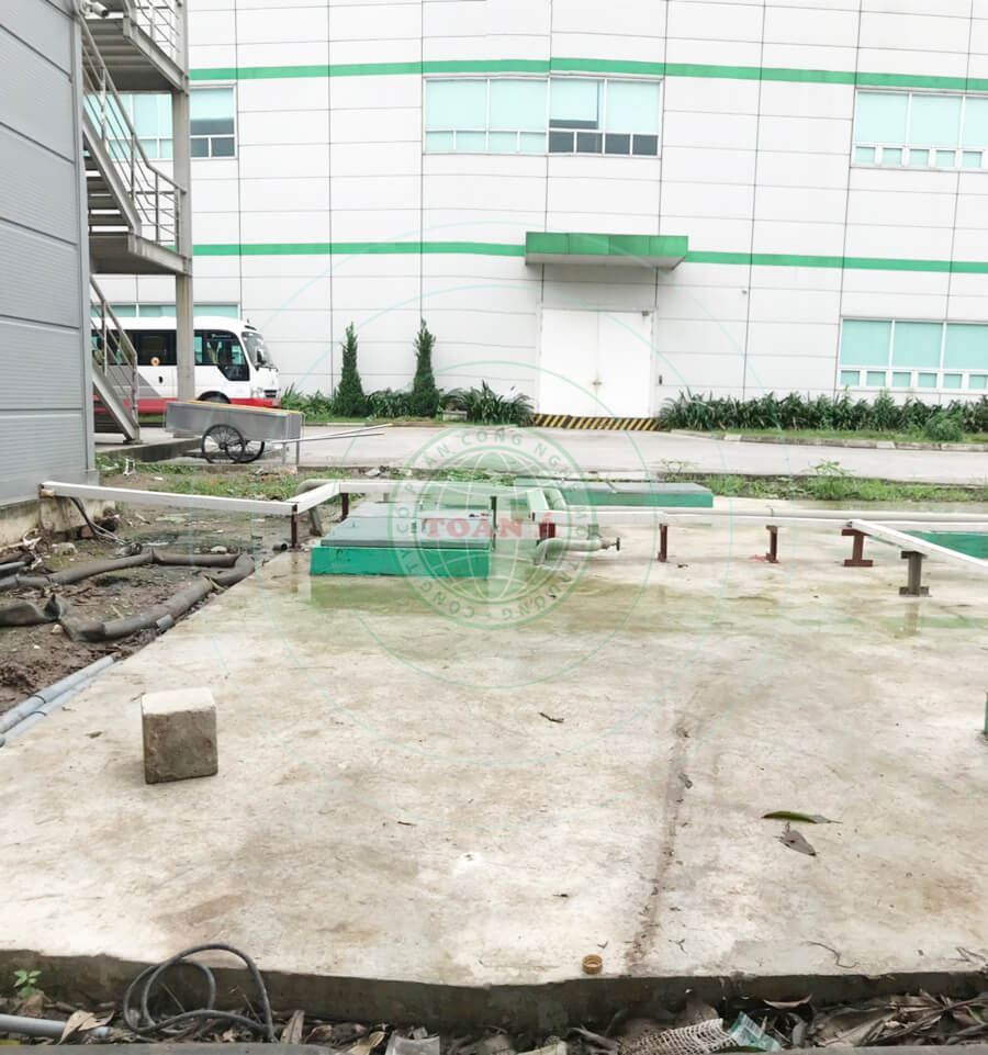 Nuoc Thai Seoul Semiconductor Vina 120m3ngd 2