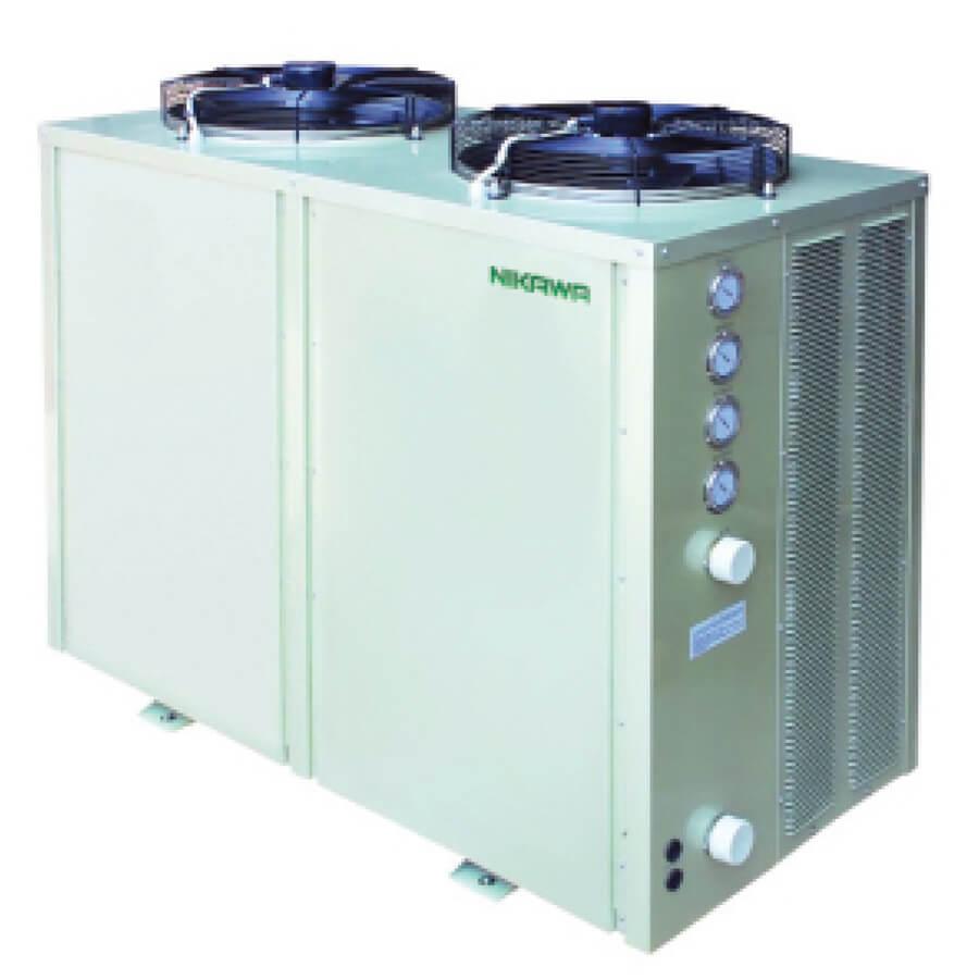 Máy heat pump Nikawa công nghiệp
