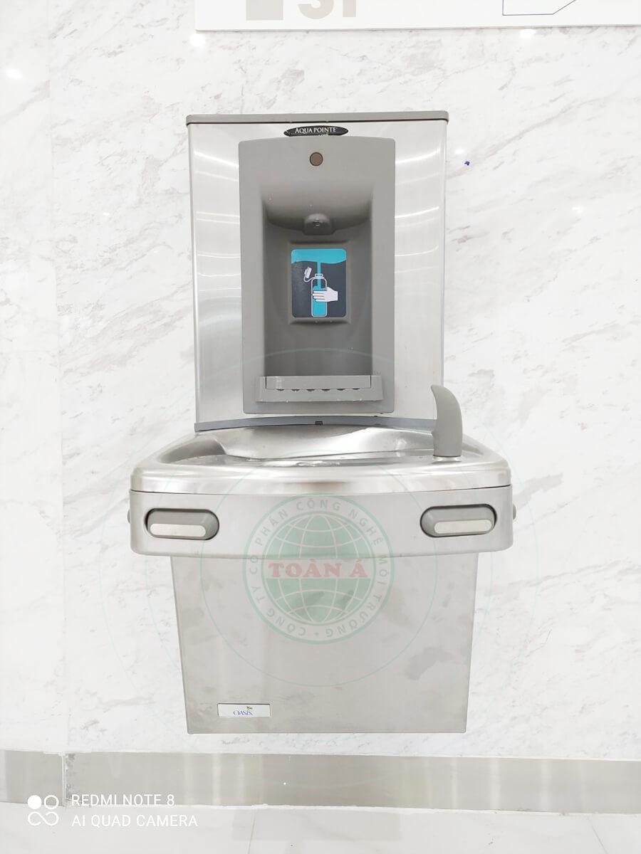 Đài cấp nước uống trực tiếp trong nhà