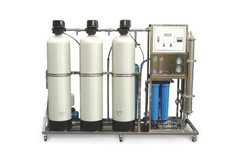 bộ lọc nước thô toàn nhà là gì