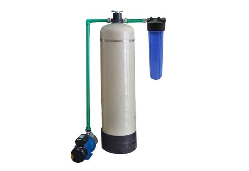 Cột lọc nước tổng là gì