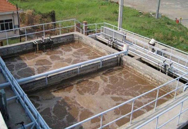 Dự án xử lý nước thải Toàn Á