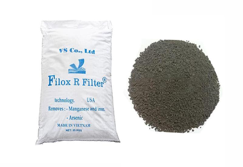 Giá vật liệu lọc nước filox là bao nhiêu?