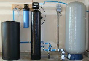 hệ thống lọc nước cho căn hộ chung cư