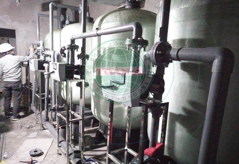 Hệ thống lọc nước chung cư