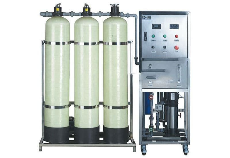 Hệ thống lọc nước tinh khiết