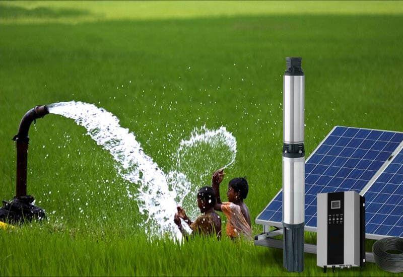 cách lọc nước bằng năng lượng mặt trời
