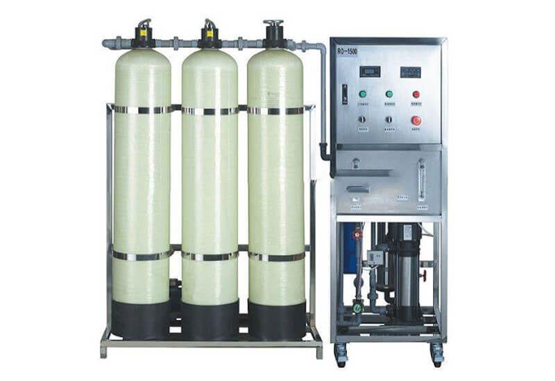 thông số kỹ thuật máy lọc nước công nghiệp 250l/h