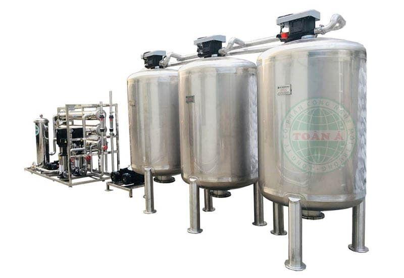 thông số kỹ thuật của máy lọc nước biệt thự