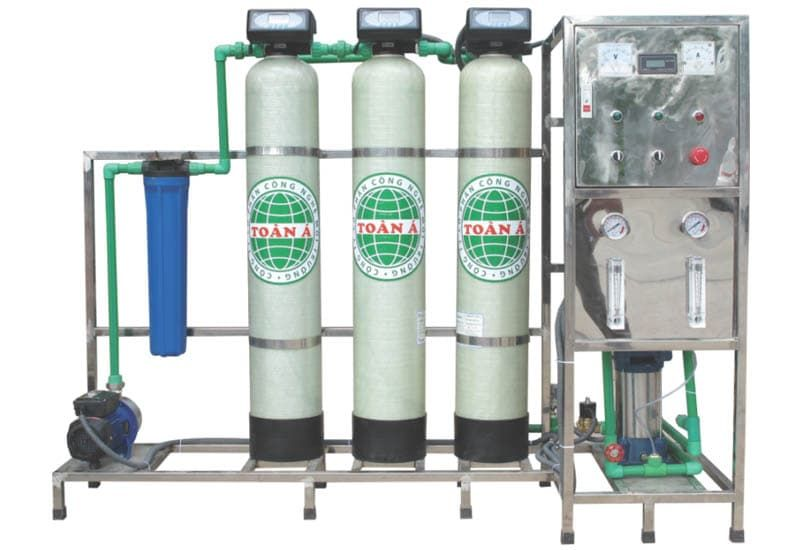 thông tin cơ bản máy lọc nước công nghiệp 150l