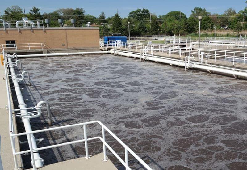 Bể Aerotank trong xử lý nước thải