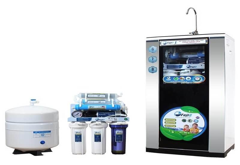Các thiết bị lọc nước