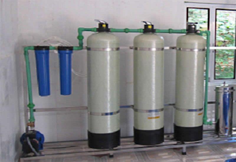 Cấu tạo bộ lọc nước đầu nguồn