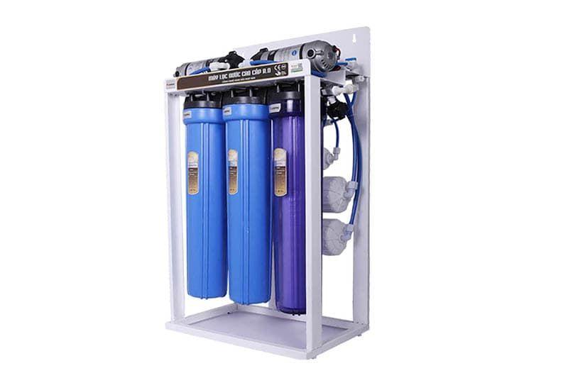 cấu tạo máy lọc nước công nghiệp 100l