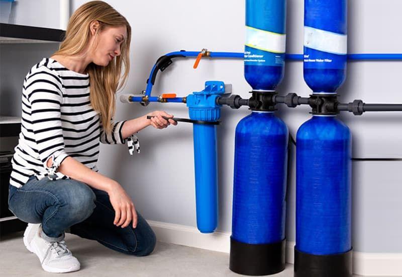 công nghệ lọc nước giếng khoan