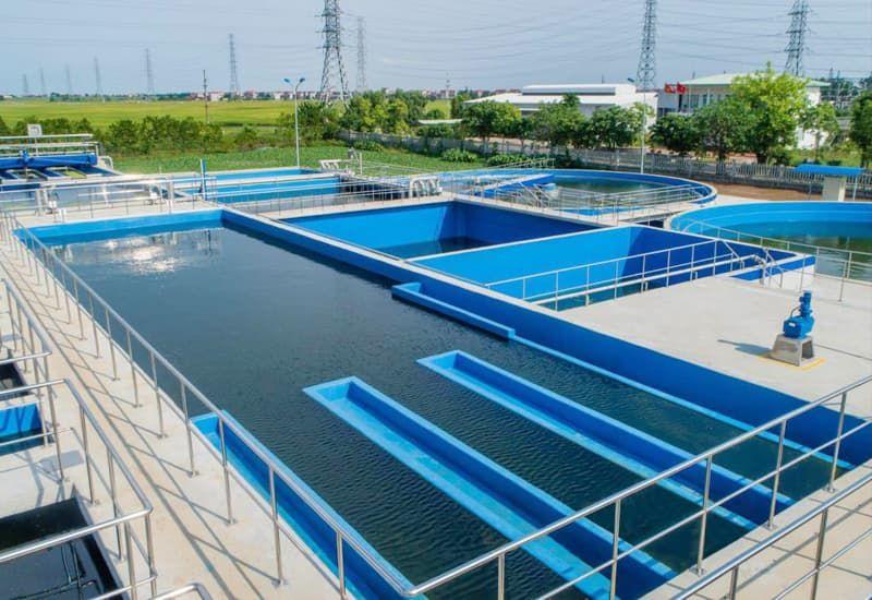 công trình xử lý nước thải là gì
