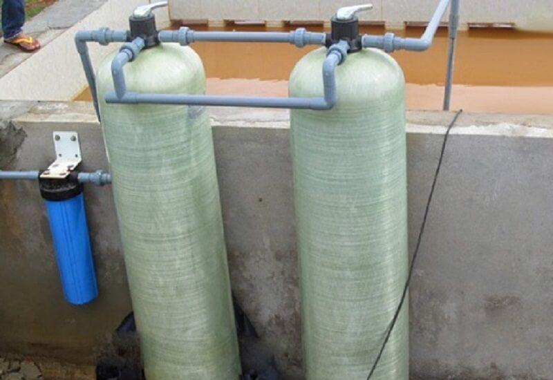 Giá thiết bị lọc nước giếng khoan gia đình