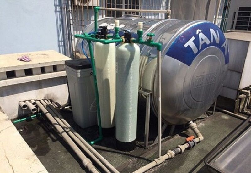 Giá thiết bị lọc nước giếng khoan