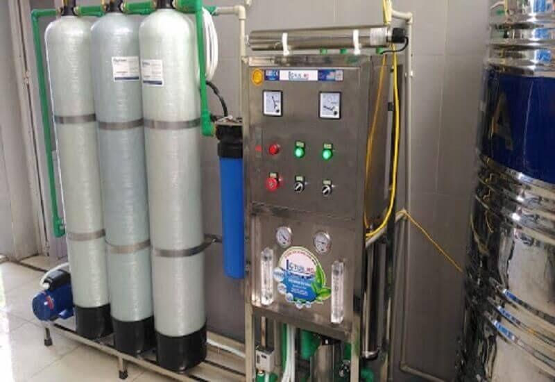 Hệ thống lọc nước RO 300L/h