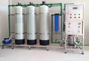 Hệ thống máy lọc nước RO 300L/h