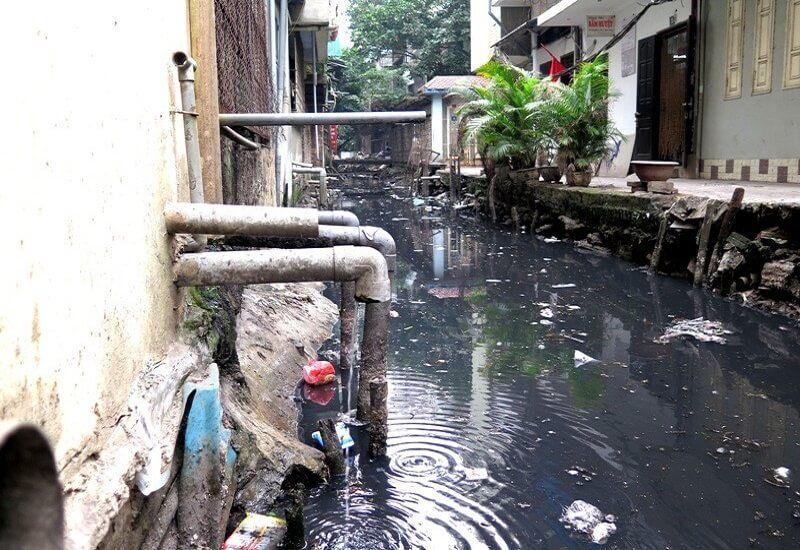 Nước thải sinh hoạt là gì