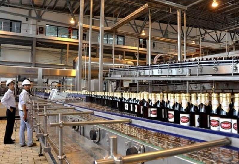 Quy trình xử lý nước thải sản xuất bia