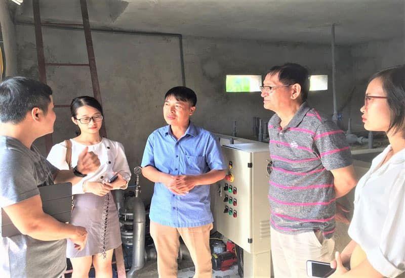 Các phương pháp xử lý nước sạch cho cụm dân cư