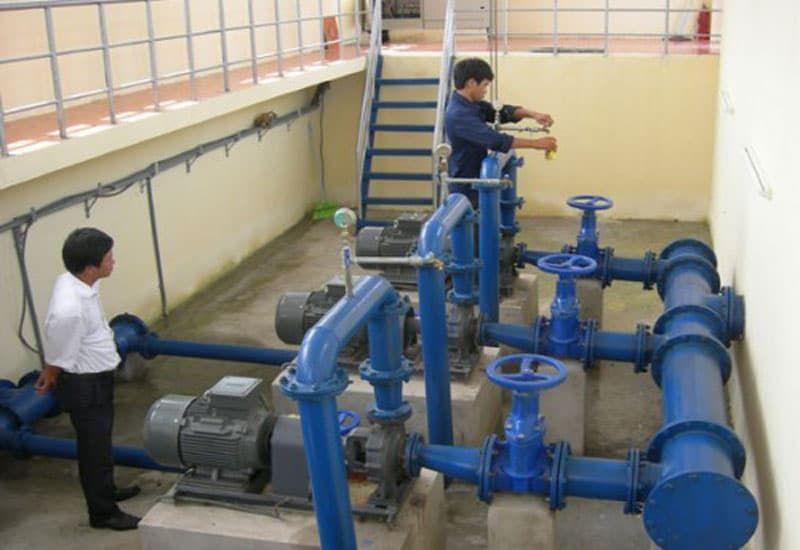 Tác dụng của xử lý nước RO cho cụm dân cư