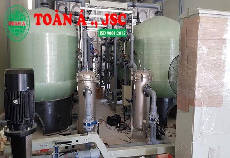 Xử lý nước sạch khu công nghiệp là gì?