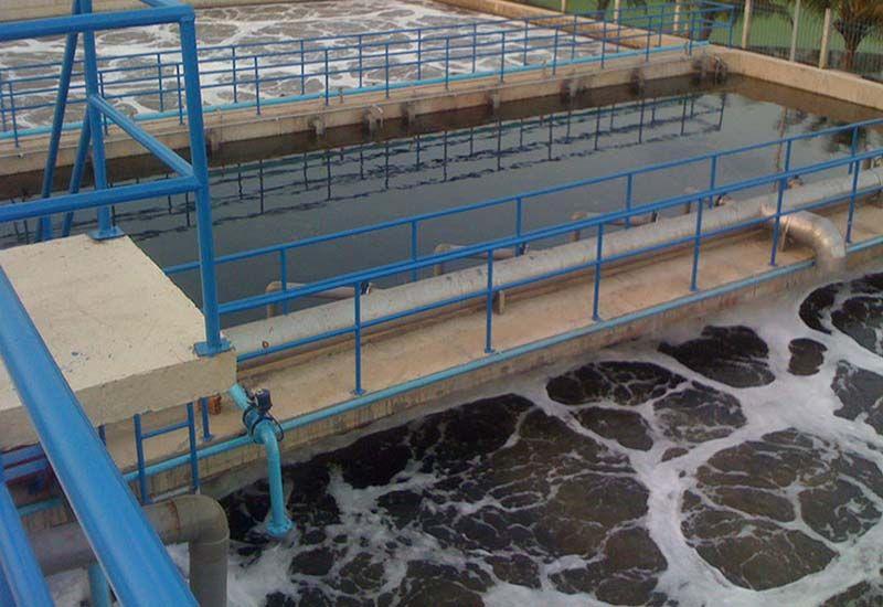 Bể xử lý nước thải