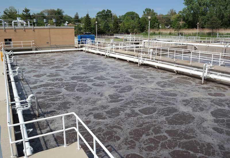 Các loại bể xử lý nước thải