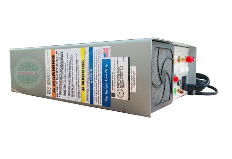 Đặc tính máy sản xuất khí ozone CD12 ClearWater