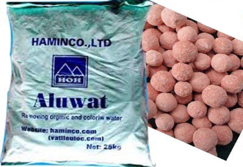 Hạt xúc tác Aluwat