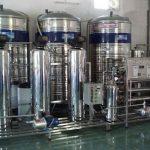 Hệ thống lọc nước đóng chai là gì? Lợi ích và Quy Trình