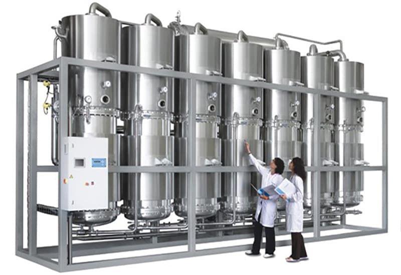 hệ thống xử lý nước RO dược phẩm