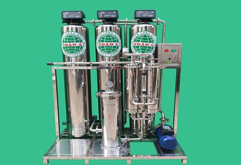 Hệ thống xử lý nước sạch cho biệt thự