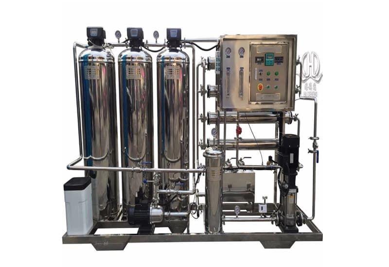 hệ thống xử lý nước RO sản xuất bia rượu