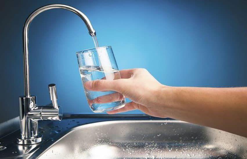 làm nước uống trực tiếp cho con người