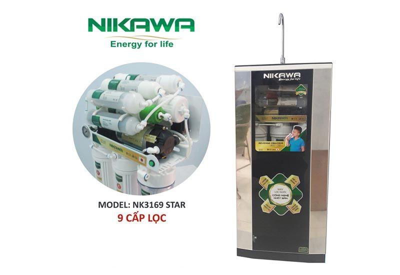 Máy lọc nước Nikawa