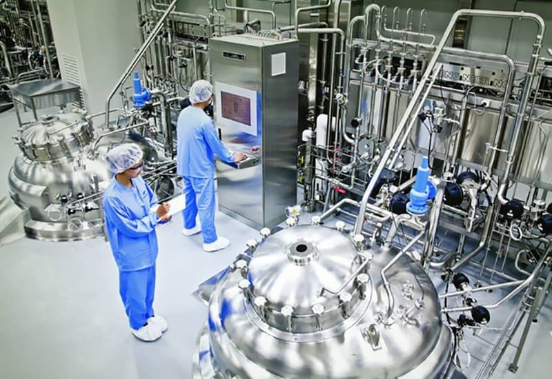 Phương pháp xử lý nước RO trong ngành dược phẩm