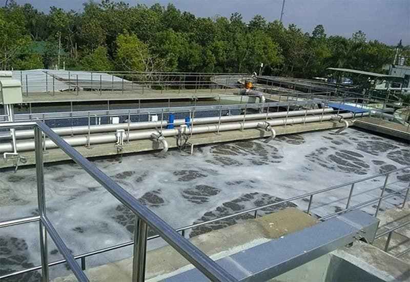 Sử dụng máy sản xuất Ozone trong xử lý nước thải