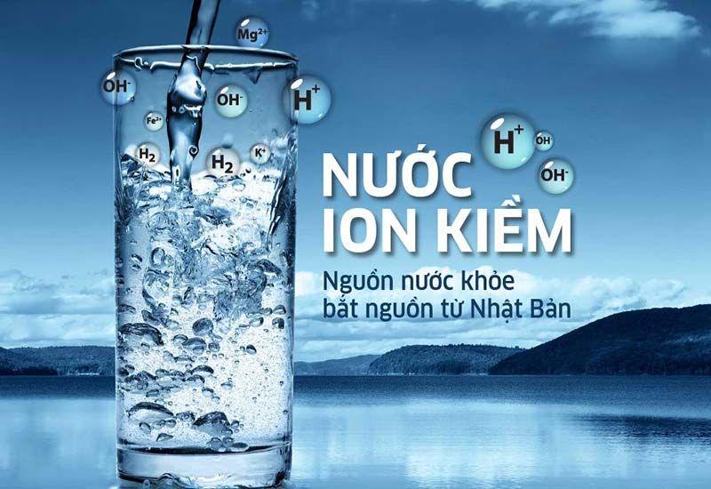 Tác dụng của nước ion kiềm giàu hydro là gì?