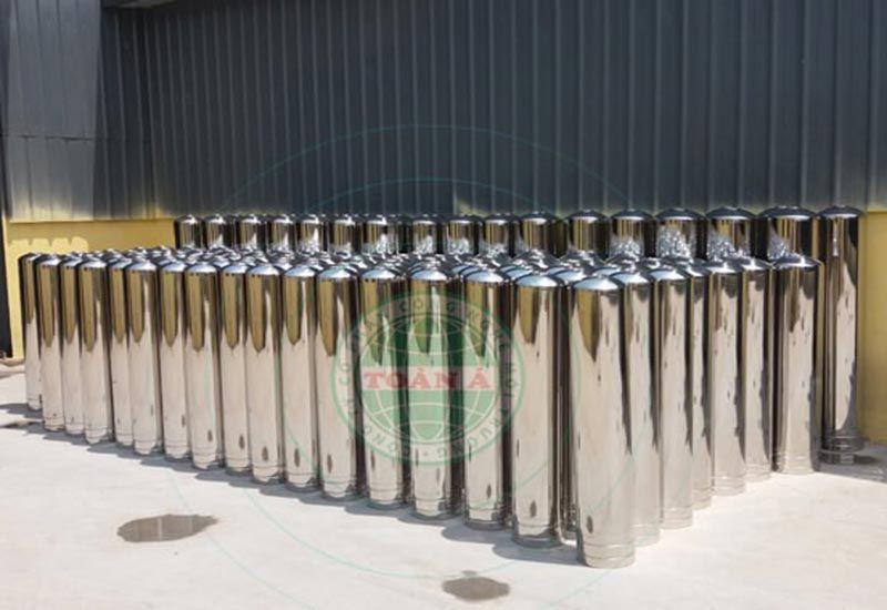 Ứng dụng của cột lọc nước inox