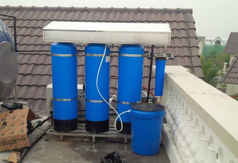 Hệ thống lọc nước sinh hoạt gia đình là gì