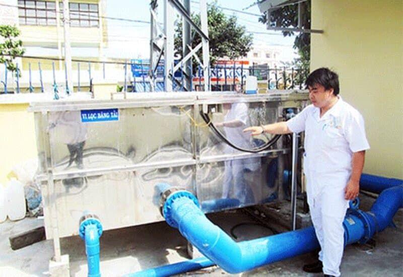 tiêu chuẩn nước thải y tế