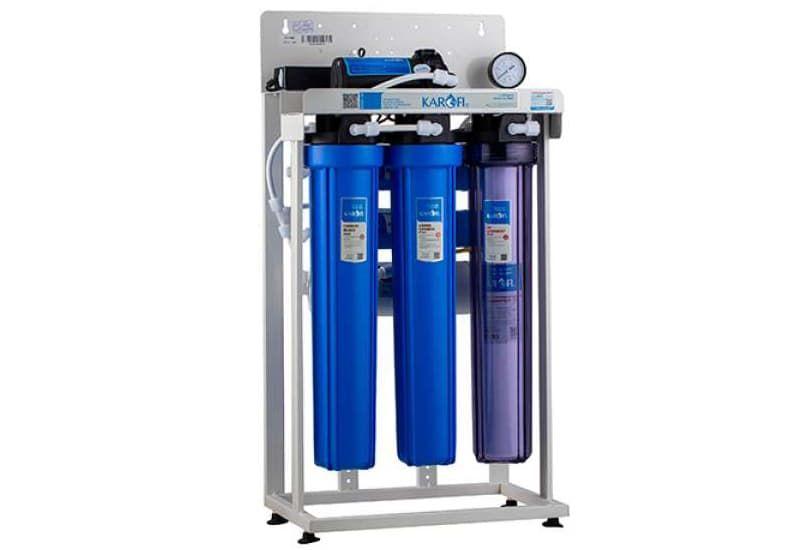Hệ thống lọc nước ro 100l/h